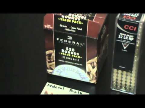 Federal Bulk 22 Ammo In Stock | Book Reviews