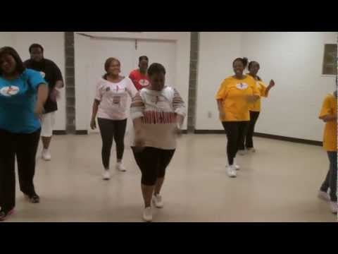 Booty Wurk - Booty Work Line Dance - Instructions video