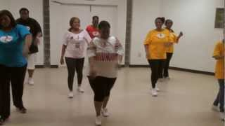 Booty Wurk - Booty Work Line Dance - INSTRUCTIONS