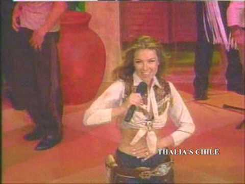 Thalia -  Amor A La Mexicana (con Banda) video