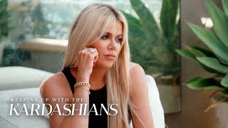 Is Khloé Kardashian Ready to Reconnect With Ex-Husband Lamar? | KUWTK | E!