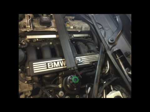 BMW E90 Starter replacement difficulty explained