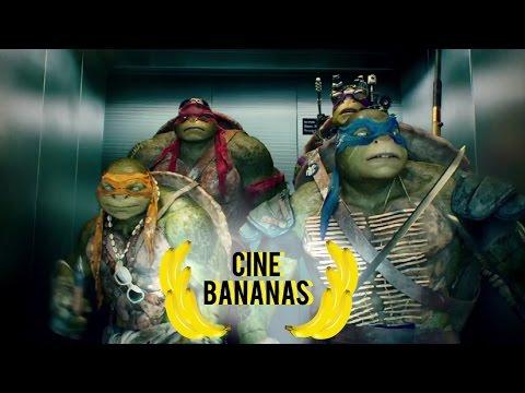 CineBananas - Reseña Las Tortugas Ninja (Teenage Mutant Ninja Turtles)