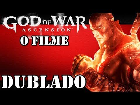 GOD OF WAR. ASCENSION. FILME COMPLETO. DUBLADOHD