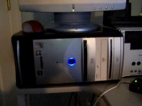 A 2005 Emachines T6212 Booting Windows Xp Home Youtube