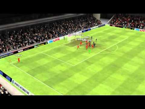 H. Tel-Aviv vs Ajax - Fransman Goal 15th minute