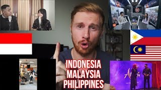 A Whole New World - INDONESIA v MALAYSIA v PHILIPPINES // WHO SANG IT BETTER?
