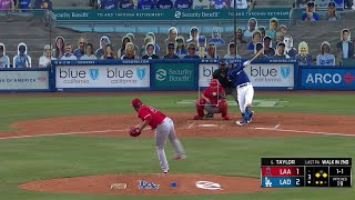 Dodgers vs Angels Exhibition Game Highlights | July 21, 2020