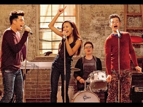 Glee - Hold On (subtitulos en español)