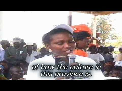 The UN Millennium Campaign: Women's Empowerment in Rwanda and Kenya (Vignette Series 3/5)