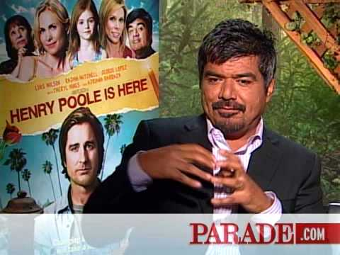 George Lopez Ponders the Pearly Gates