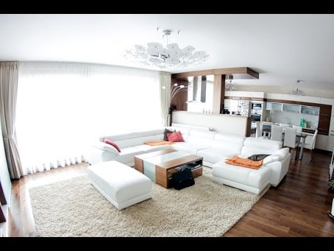 Modern Approach to Highly Practical Family Apartment in Central Slovakia