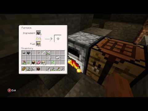 Diamond Bane - Minecraft - S1E6 - Serious Mining, Avoiding Lava and Nerd Poling