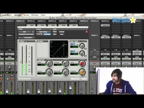 Using a Limiter - Pro Tools 9