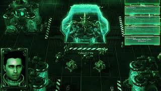 Starcraft II: Wings of Liberty - Campaign - Piercing the Shroud - Secret (Brutal Difficulty) HD