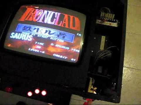 Ironclad (Chotetsu Bri'kinger), MVS conversion