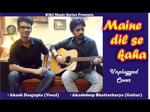 Maine Dil Se Kaha - Unplugged Cover | Akash & Akashdeep| Rog | Irfan Khan