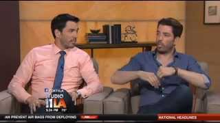 Drew & Jonathan Scott: 'Property Brothers' On Their Home In Vegas