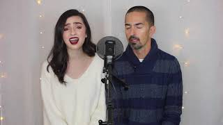 The Prayer - Celine Dion & Andrea Bocelli (cover) by Genavieve FEAT. MY DADDY