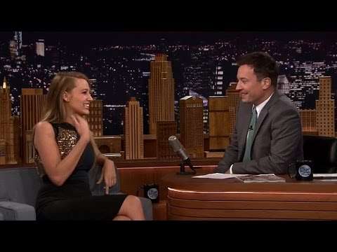 'Say Dada!' Jimmy Fallon on parenting tricks with Blake Lively
