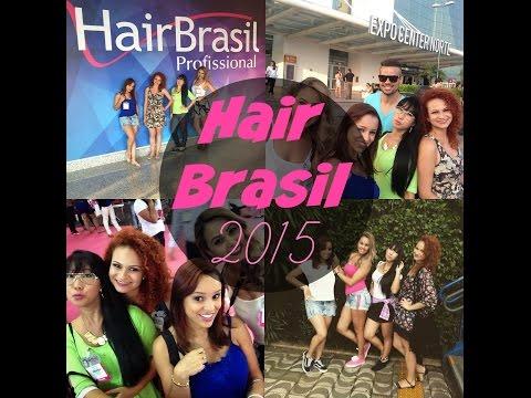 VLOG Hair Brasil 2015! ❤