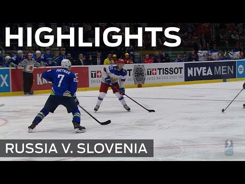 Dadonov sinks Slovenia with 4 points | #IIHFWorlds 2015