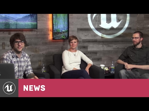Unreal Engine Livestream - Hiring and Recruiting at Epic - Live from Epic HQ