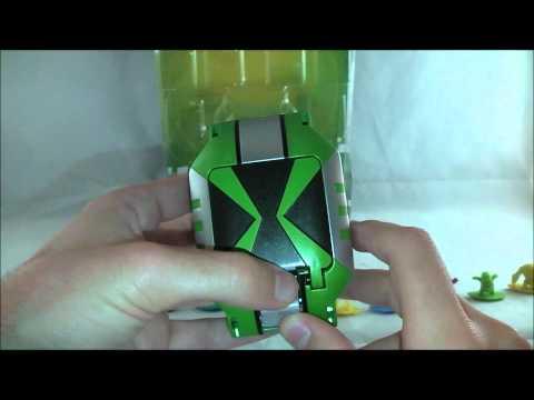 Ben 10 Omniverse Omnitrix Challenge Review