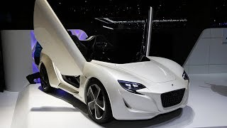 FOMM AWD Sports Concept First Look - 2018 Geneva Motor Show
