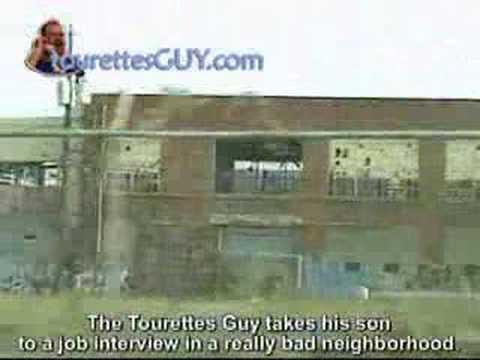 Tourettes Guy video