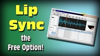 How to do Lip Syncing for Animation 100% Free!