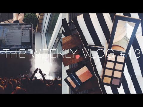 The Weekly Vlog #13 ViviannaDoesVlogging