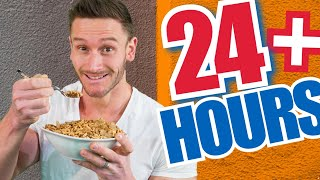 How to BREAK a PROLONGED Fast (What to Eat After Fasting for 24-72 Hours)