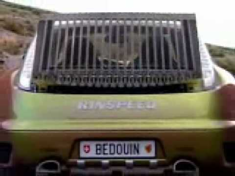 Rinspeed Bedouin