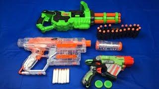 Toy Guns Box of Toys Nerf Guns Modulus Non Nerf Blasters