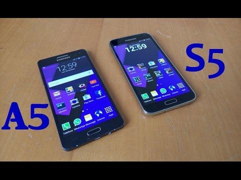 Samsung Galaxy A5 vs S5 la sfida di TheCiasti