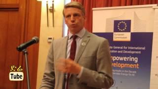 DireTube TV - Power Africa: Per Bolund, Minister for Financial Markets (Sweden)