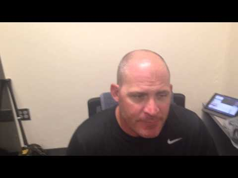 Jacksonville Suns Manager David Berg Post Birmingham 5-29-15