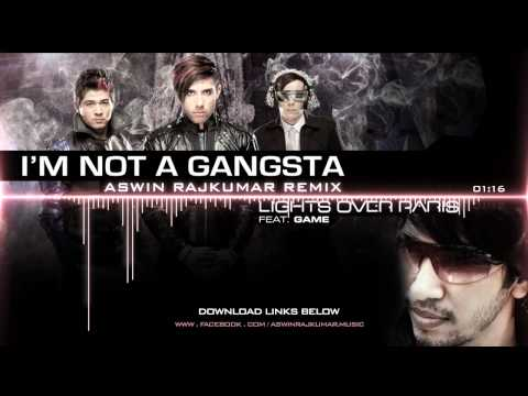 Lights Over Paris - Im Not A Gangsta HD 2011 (Aswin Rajkumar...