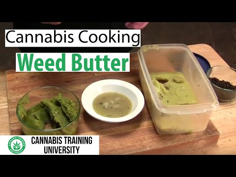 HOW TO MAKE WEED BUTTER! SECRET TIPS! POT BROWNIES!