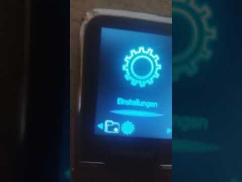 MP3 Player intenso schwarz