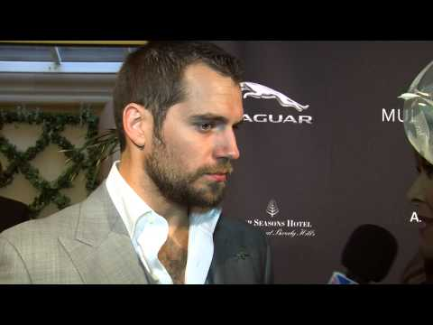 Henry Cavill, Star of Man of Steel (Does He Like Tea or a Pint?)