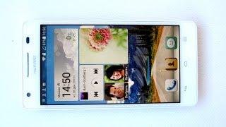"Huawei Honor 3 - защищенный смартфон с 4,7"" IPS HD экраном - видео обзор"