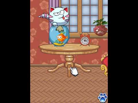 МяуСим для Андроид от Dynamic Pixels. MewSim Pet Cat Preview HD 720p. Взл