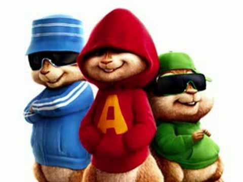 alvin and the chipmunks - uit het oog