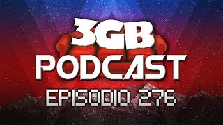 Podcast: Episodio 276, Red Dead Redemption 2 | 3GB