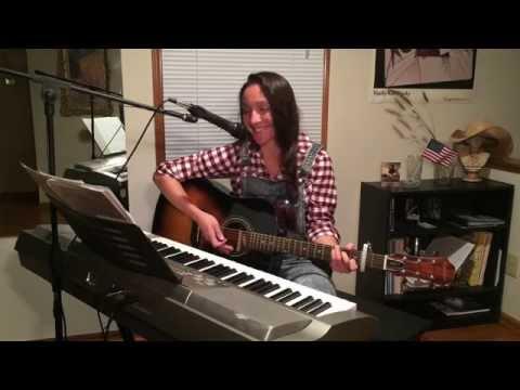Ashley sings Tumbling Tumbleweeds (Sons of the Pioneers)