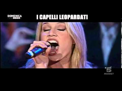 Annalisa Minetti su canale 5 parla di Fabio Messina e ricorda il suo maculato.