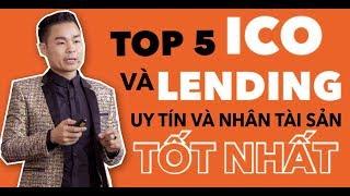 [KEOTHOMICO.COM] Lộ Diện TOP 5 Kèo ICO Và LENDING Uy Tín Nhất 2017-2018