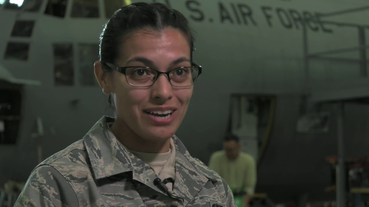 The Wyoming Air National Guard opens their facilities to the Puerto Rico Air National Guard after their hangar was severely damaged by hurricane Maria.